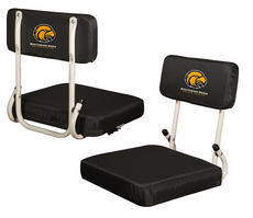 Southern Mississippi Eagles Hardback Stadium Seat by Logo Chair