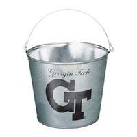 Georgia Tech Galvanized Pail from Wincraft