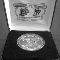 Silver Plated Rivalry Coin Box