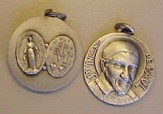 Medal Quarter Size- St. Vincent de Paul