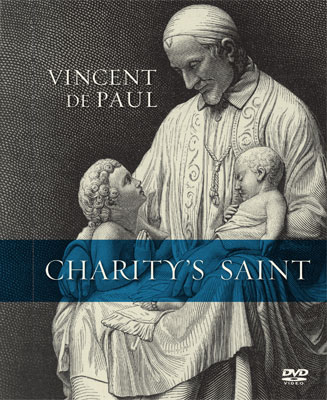 Vincent de Paul: Charity's Saint DVD