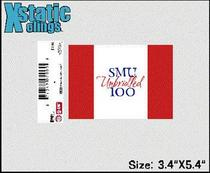 SMU Centennial Car Decal