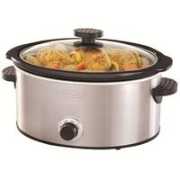 Bella 5 Quart Manual Slow Cooker