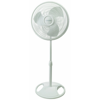 Lasko Oscillating Stand Fan, 16in