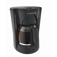 PS 12 Cup Coffeemaker Black