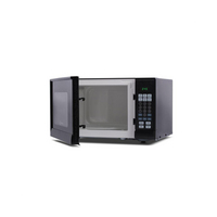 0.9 cu Ft Microwave Black