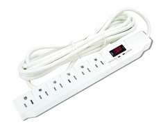 15 Foot Fused Power Strip