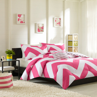 Twin Comforter Set  Libra Chevron