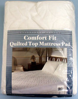 Twin Xl Quilted Mattress Pad
