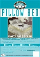 Pillow Top Mattress Pad Twin XL