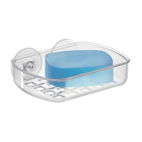 Suction Soap Holder   Clear