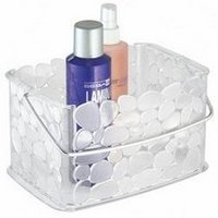 Clear Pebblz Small Basket