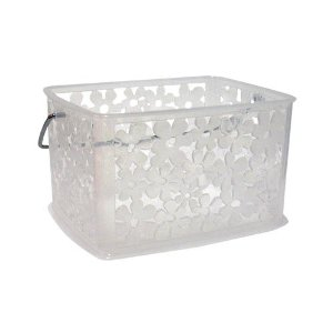 Blumz Clear Small Basket