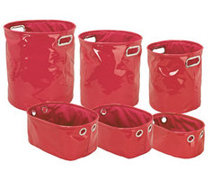 Kennedy Red Hamper