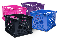 Bubble Crate Large Assorted Colors