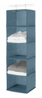 Hanging Accessory ShelvesBlue