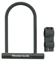 Master Lock Keyed U Lock