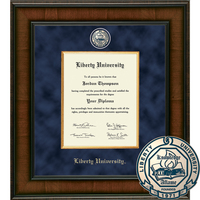 Church Hill Classics Presidential Diploma Frame. Masters, Ph.D.