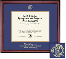 Classic Doc Diploma Frame