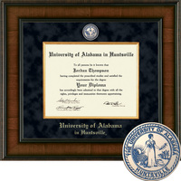 Church Hill Classics Presidential Diploma Frame. Bachelors