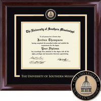 Church Hill Classics Showcase Diploma Frame. Bachelors, Masters, or PH.D.