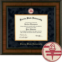 Church Hill Classics Presidential Diploma Frame. Bachelors or Masters