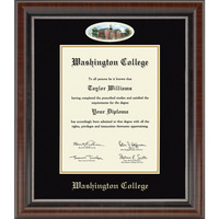 Church Hill Classics Cameo Diploma Frame, Bachelors