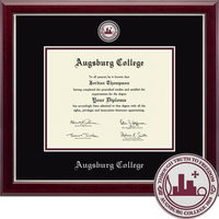 Church Hill Classics Masterpiece Diploma Frame. Bachelors and Masters