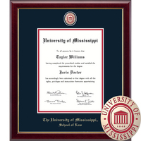Church Hill Classics Masterpiece Diploma Frame, Law