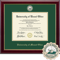 Church Hill Classics Masterpiece Diploma Frame. Associates Bachelors (Online Only)