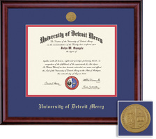 University of Detroit Mercy Diploma