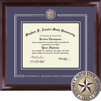Church Hill Classics Showcase Diploma Frame.Bachelors Masters PhD (Online Only)