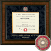 Church Hill Classics Presidential Diploma Frame, Law