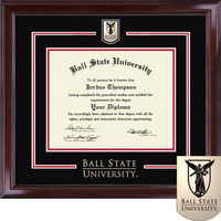 Church Hill Classics Showcase Diploma Frame. Associates, Bachelors, Masters