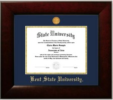 Jostens Lancaster Diploma Frame. Masters, PhD