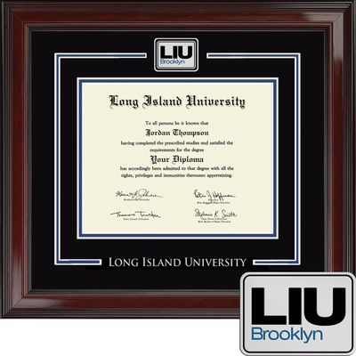 Church Hill Classics Showcase Diploma Frame. Bachelors Masters PhD (Online Only)