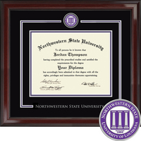 Church Hill Classics Showcase Diploma Frame. Associates Bachelors Masters (Online Only)