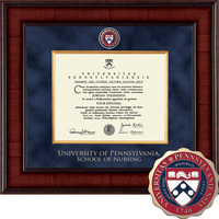 Church Hill Classics Presidential Diploma Frame, Nursing (Online Only)