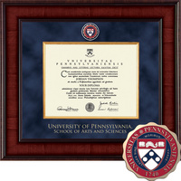 Church Hill Classics Presidential Diploma Frame, Arts & Sciences (Online Only)