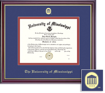 the ole miss bookstore framing success windsor diploma frame in  framing success windsor diploma frame in gloss cherry finish and gold trim
