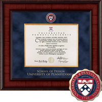 Church Hill Classics Presidential Diploma Frame Design (Online Only)