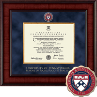 Church Hill Classics Presidential Diploma Frame, Social Policy (Online Only)