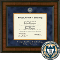 Church Hill Classics Presidential Diploma Frame, Engineering (Online Only)