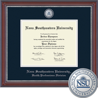 Church Hill Classics Masterpiece Diploma Frame, Health Professions (Online Only)