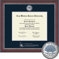 Church Hill Classics Masterpiece Diploma Frame, Law (Online Only)