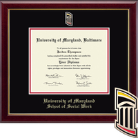 Church Hill Classics Masterpiece Diploma Frame, Social Work (Online Only) Spring 2017 Diplomas