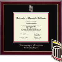 Church Hill Classics Masterpiece Diploma Frame, Graduate School (Online Only) Spring 2017 Diplomas