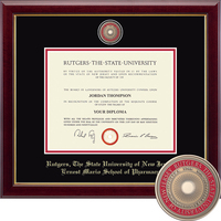 Church Hill Classics Masterpiece Diploma Frame, Pharmacy (Online Only)