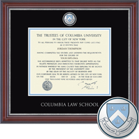 Church Hill Classics Masterpiece Diploma Frame, Law School (Online Only)