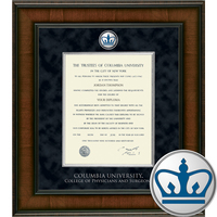 Church Hill Classics Presidential Diploma Frame Physicians & Surgeons (Online Only)